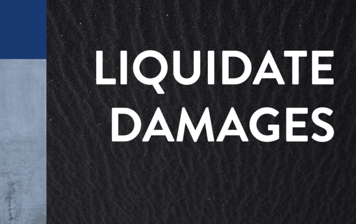 Validity of Liquidated Damages clause under Vietnamese Law